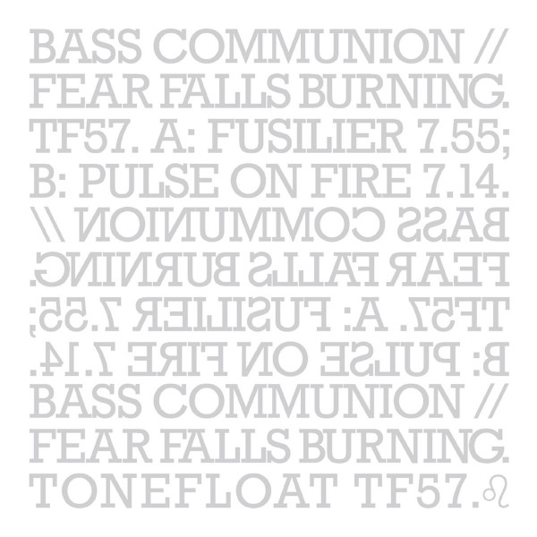 Bass Communion and Fear Falls Burning