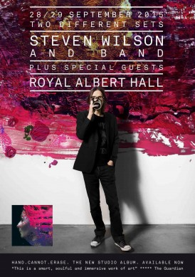 Концерты Стивена в Royal Albert Hall